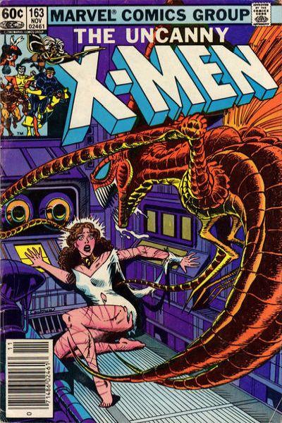 Uncanny X-Men #163 Comic Books - Covers, Scans, Photos  in Uncanny X-Men Comic Books - Covers, Scans, Gallery