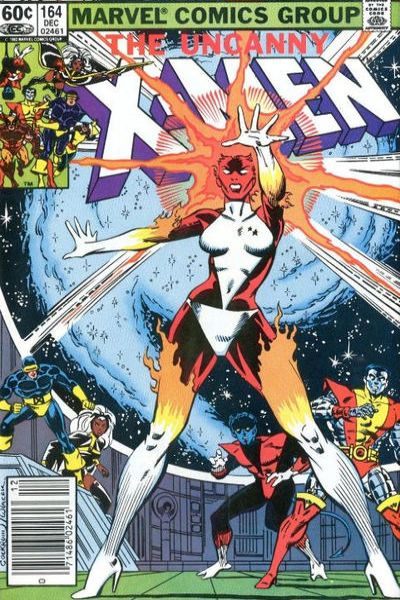 Uncanny X-Men #164 Comic Books - Covers, Scans, Photos  in Uncanny X-Men Comic Books - Covers, Scans, Gallery
