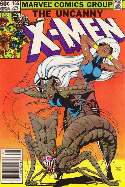Uncanny X-Men #165 Comic Books - Covers, Scans, Photos  in Uncanny X-Men Comic Books - Covers, Scans, Gallery