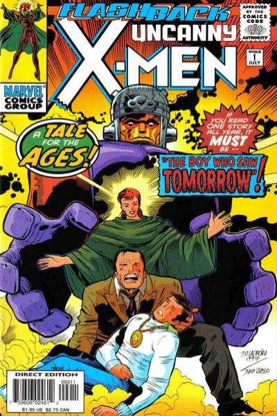 Uncanny X-Men #-1 comic books for sale