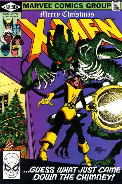 Uncanny X-Men #143 Comic Books - Covers, Scans, Photos  in Uncanny X-Men Comic Books - Covers, Scans, Gallery