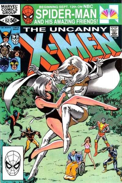 Uncanny X-Men #152 Comic Books - Covers, Scans, Photos  in Uncanny X-Men Comic Books - Covers, Scans, Gallery