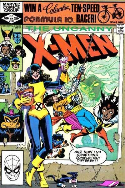 Uncanny X-Men #153 Comic Books - Covers, Scans, Photos  in Uncanny X-Men Comic Books - Covers, Scans, Gallery