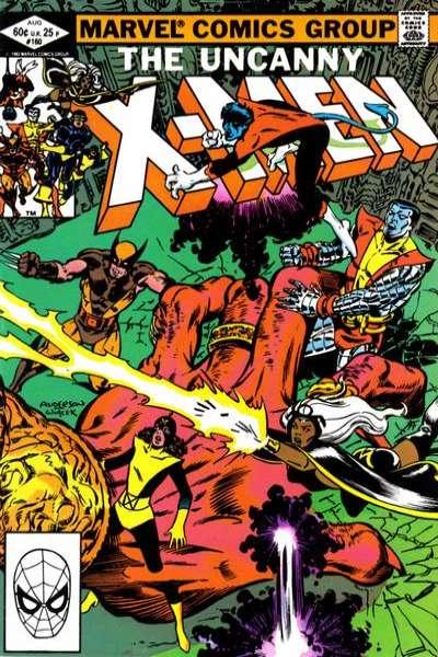 Uncanny X-Men #160 Comic Books - Covers, Scans, Photos  in Uncanny X-Men Comic Books - Covers, Scans, Gallery
