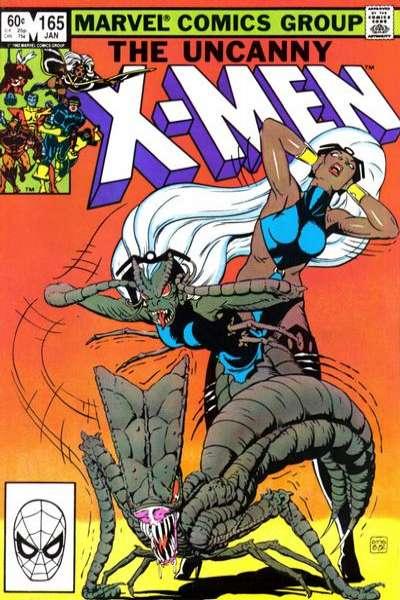 Uncanny X-Men #165 comic books for sale