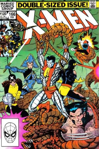 Uncanny X-Men #166 Comic Books - Covers, Scans, Photos  in Uncanny X-Men Comic Books - Covers, Scans, Gallery