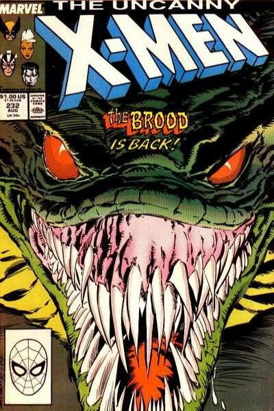 Uncanny X-Men #232 Comic Books - Covers, Scans, Photos  in Uncanny X-Men Comic Books - Covers, Scans, Gallery
