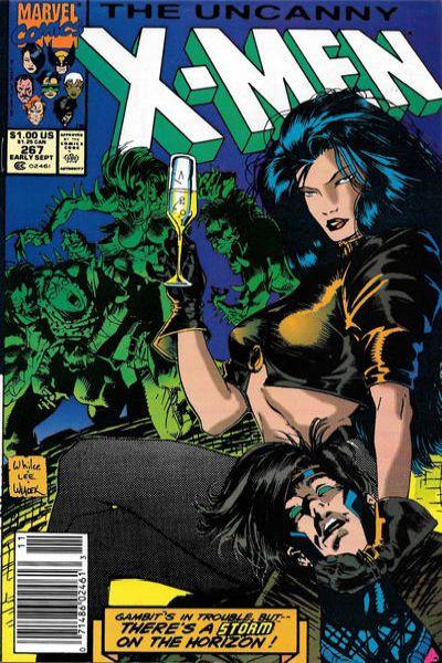Uncanny X-Men #267 Comic Books - Covers, Scans, Photos  in Uncanny X-Men Comic Books - Covers, Scans, Gallery