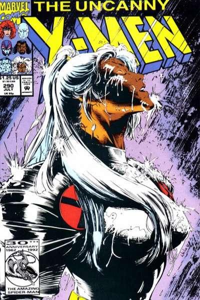 Uncanny X-Men #290 comic books for sale