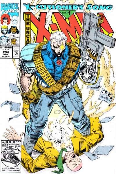 Uncanny X-Men #294 comic books for sale