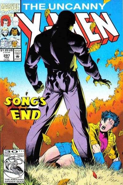 Uncanny X-Men #297 comic books for sale