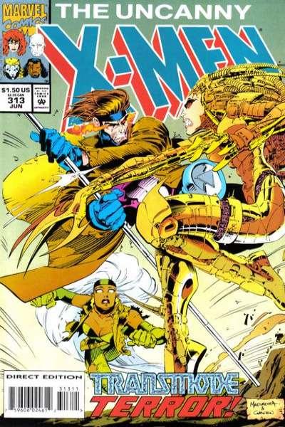 Uncanny X-Men #313 comic books for sale