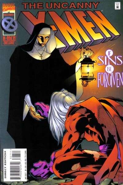 Uncanny X-Men #327 Comic Books - Covers, Scans, Photos  in Uncanny X-Men Comic Books - Covers, Scans, Gallery
