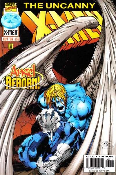 Uncanny X-Men #338 Comic Books - Covers, Scans, Photos  in Uncanny X-Men Comic Books - Covers, Scans, Gallery