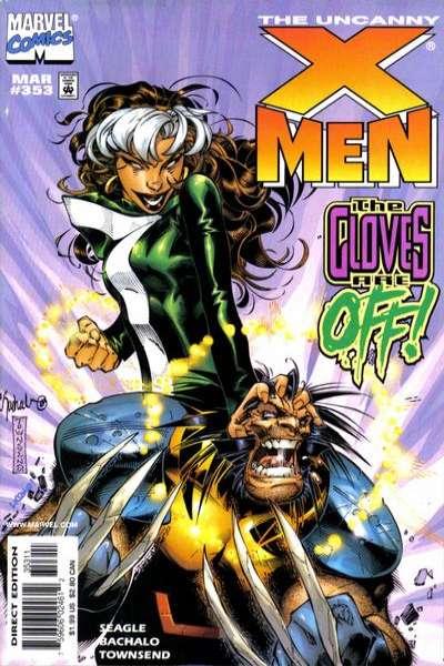 Uncanny X-Men #353 comic books for sale