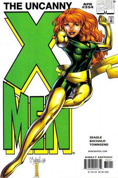 Uncanny X-Men #354 Comic Books - Covers, Scans, Photos  in Uncanny X-Men Comic Books - Covers, Scans, Gallery