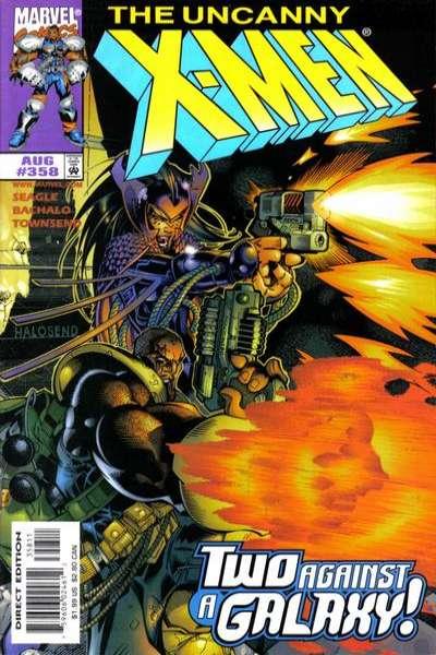 Uncanny X-Men #358 comic books for sale