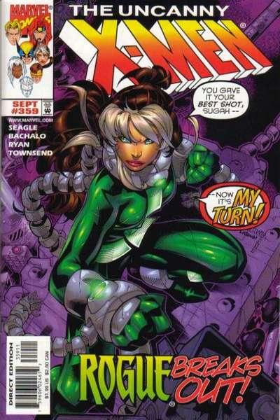 Uncanny X-Men #359 Comic Books - Covers, Scans, Photos  in Uncanny X-Men Comic Books - Covers, Scans, Gallery