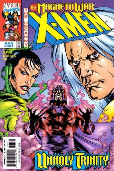 Uncanny X-Men #367 comic books for sale