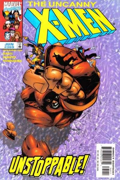 Uncanny X-Men #369 comic books for sale