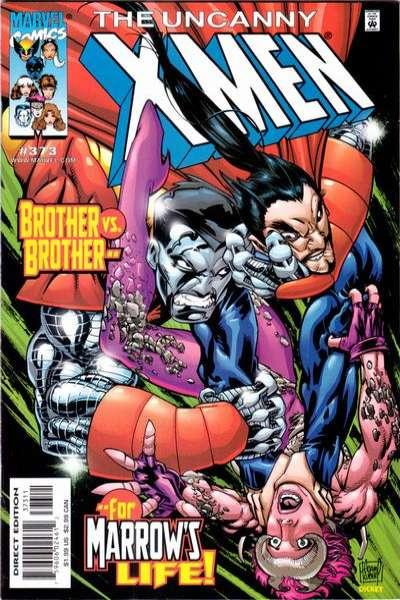Uncanny X-Men #373 comic books for sale