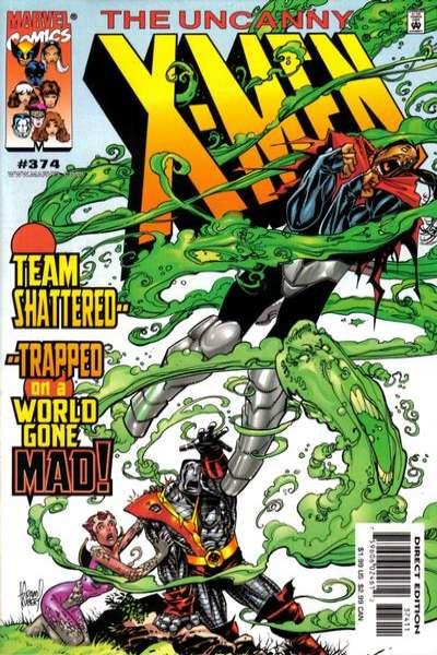 Uncanny X-Men #374 comic books for sale