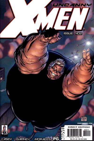 Uncanny X-Men #402 comic books for sale