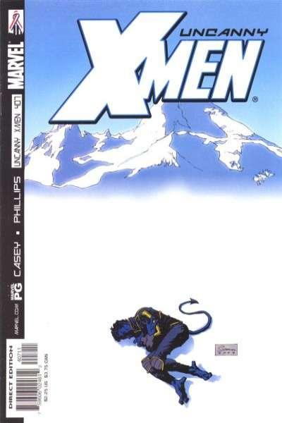 Uncanny X-Men #407 Comic Books - Covers, Scans, Photos  in Uncanny X-Men Comic Books - Covers, Scans, Gallery