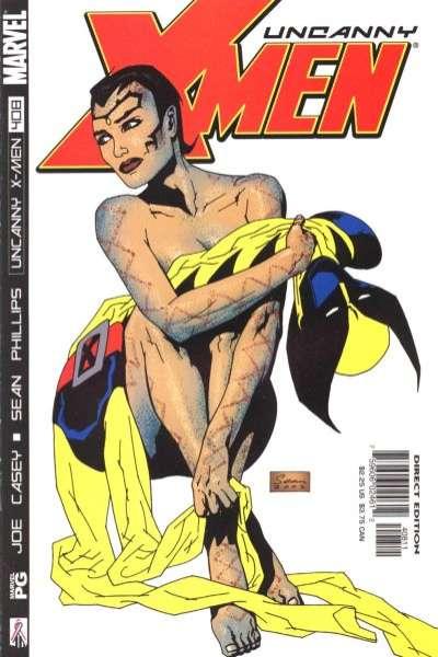 Uncanny X-Men #408 Comic Books - Covers, Scans, Photos  in Uncanny X-Men Comic Books - Covers, Scans, Gallery