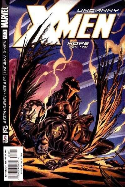 Uncanny X-Men #411 Comic Books - Covers, Scans, Photos  in Uncanny X-Men Comic Books - Covers, Scans, Gallery