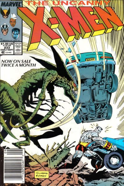 Uncanny X-Men #233 Comic Books - Covers, Scans, Photos  in Uncanny X-Men Comic Books - Covers, Scans, Gallery