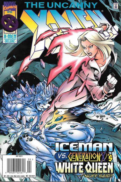 Uncanny X-Men #331 Comic Books - Covers, Scans, Photos  in Uncanny X-Men Comic Books - Covers, Scans, Gallery