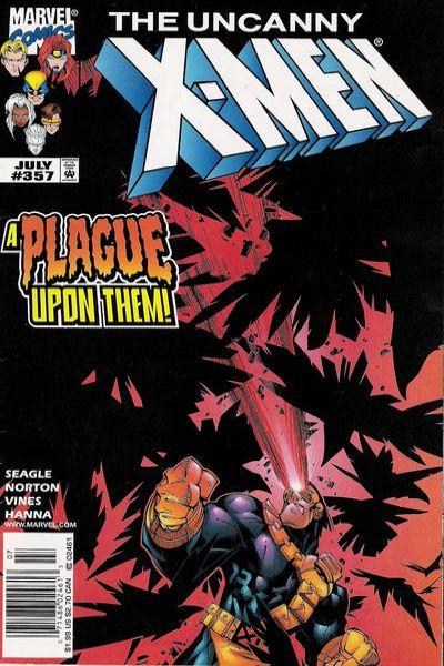 Uncanny X-Men #357 Comic Books - Covers, Scans, Photos  in Uncanny X-Men Comic Books - Covers, Scans, Gallery