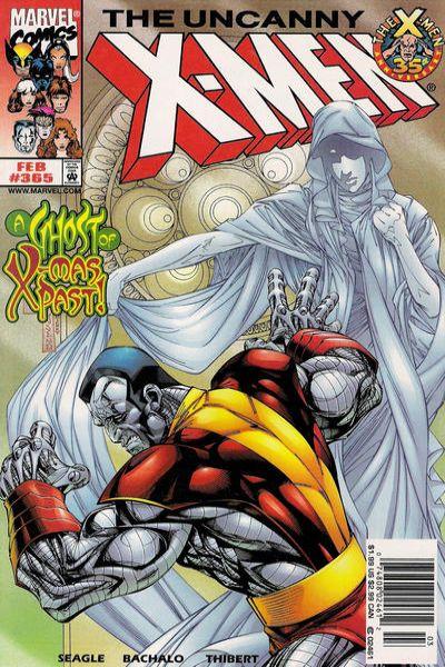 Uncanny X-Men #365 Comic Books - Covers, Scans, Photos  in Uncanny X-Men Comic Books - Covers, Scans, Gallery