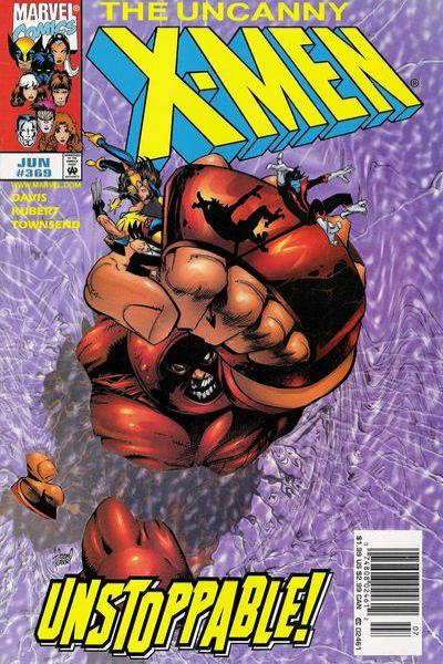 Uncanny X-Men #369 Comic Books - Covers, Scans, Photos  in Uncanny X-Men Comic Books - Covers, Scans, Gallery