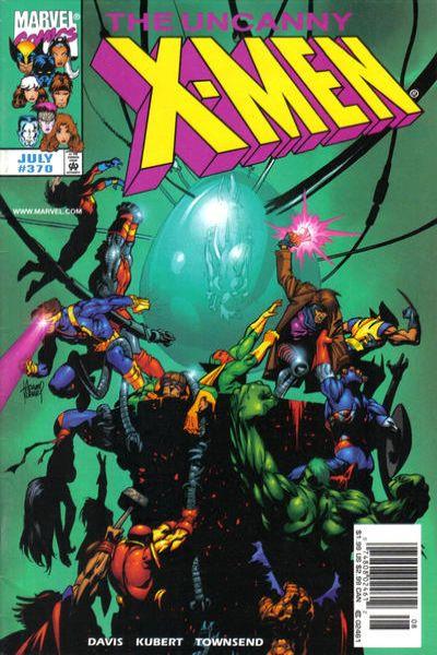 Uncanny X-Men #370 Comic Books - Covers, Scans, Photos  in Uncanny X-Men Comic Books - Covers, Scans, Gallery