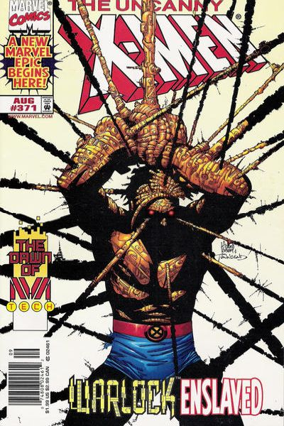 Uncanny X-Men #371 Comic Books - Covers, Scans, Photos  in Uncanny X-Men Comic Books - Covers, Scans, Gallery