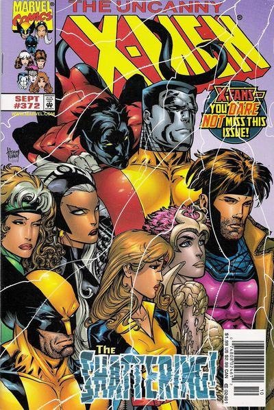 Uncanny X-Men #372 Comic Books - Covers, Scans, Photos  in Uncanny X-Men Comic Books - Covers, Scans, Gallery