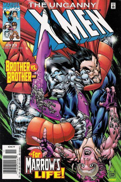Uncanny X-Men #373 Comic Books - Covers, Scans, Photos  in Uncanny X-Men Comic Books - Covers, Scans, Gallery