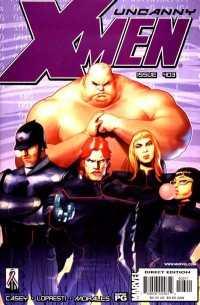 Uncanny X-Men #403 Comic Books - Covers, Scans, Photos  in Uncanny X-Men Comic Books - Covers, Scans, Gallery