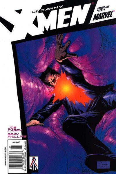 Uncanny X-Men #404 Comic Books - Covers, Scans, Photos  in Uncanny X-Men Comic Books - Covers, Scans, Gallery