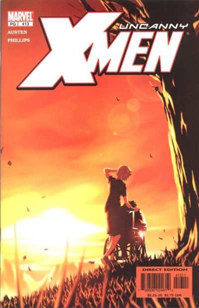 Uncanny X-Men #413 Comic Books - Covers, Scans, Photos  in Uncanny X-Men Comic Books - Covers, Scans, Gallery