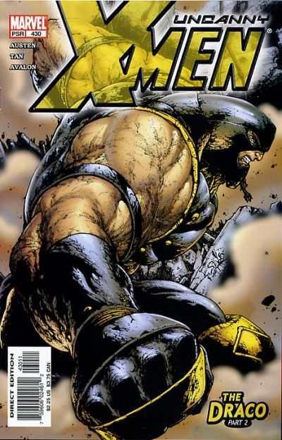 Uncanny X-Men #430 comic books for sale