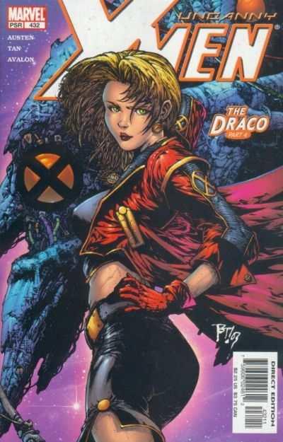 Uncanny X-Men #432 comic books for sale