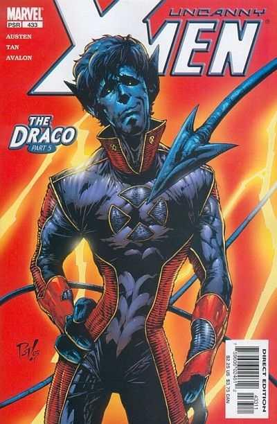 Uncanny X-Men #433 comic books for sale