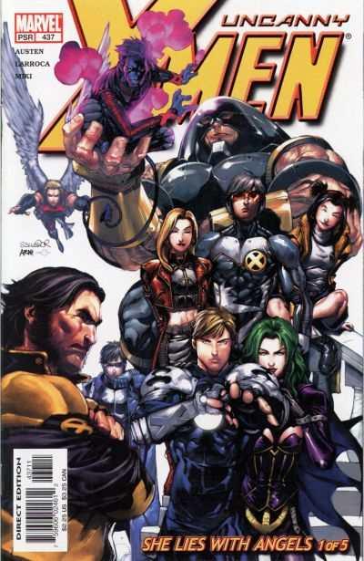 Uncanny X-Men #437 comic books for sale