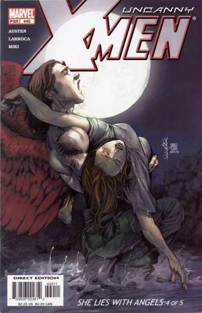 Uncanny X-Men #440 comic books for sale