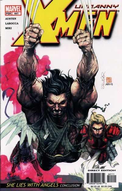 Uncanny X-Men #441 comic books for sale