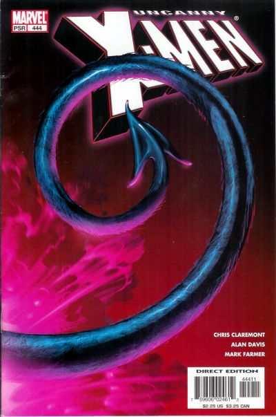 Uncanny X-Men #444 comic books for sale