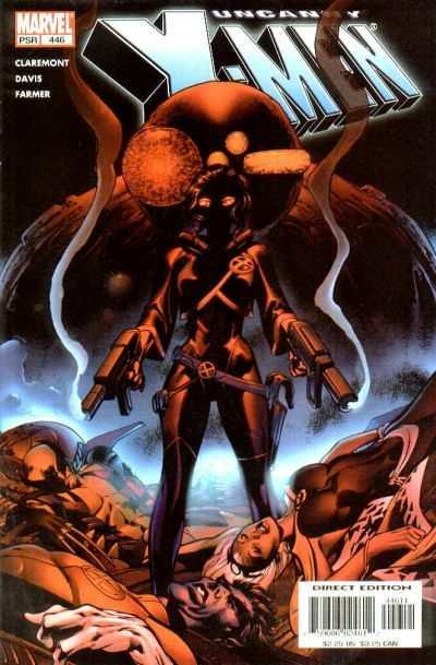 Uncanny X-Men #446 comic books for sale